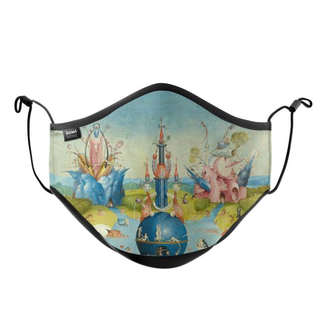 ヒエロニムス・ボス 『快楽の園』(1500 年)