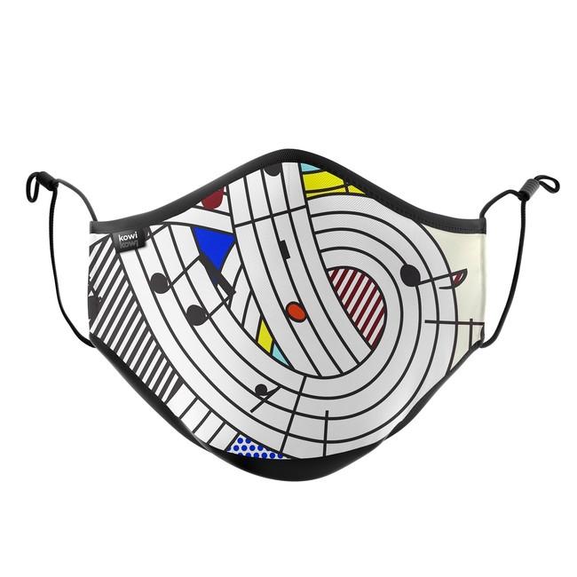 ロイ・リキテンスタイン 『コンポジション II』(1996 年)