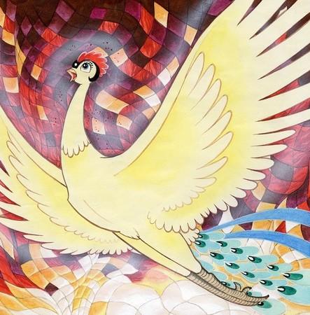 火の鳥(初出:1954年)