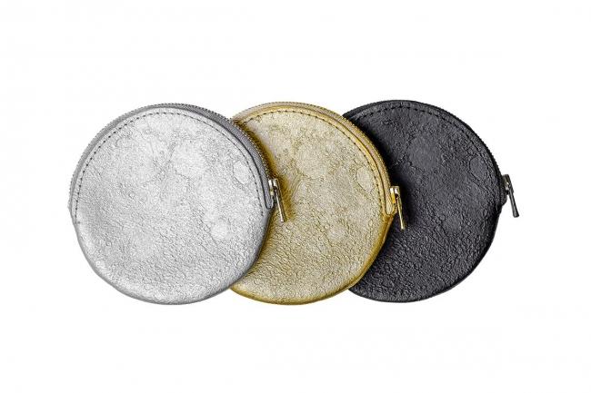 コインケース:ゴールド・シルバー・ブラックの3色展開