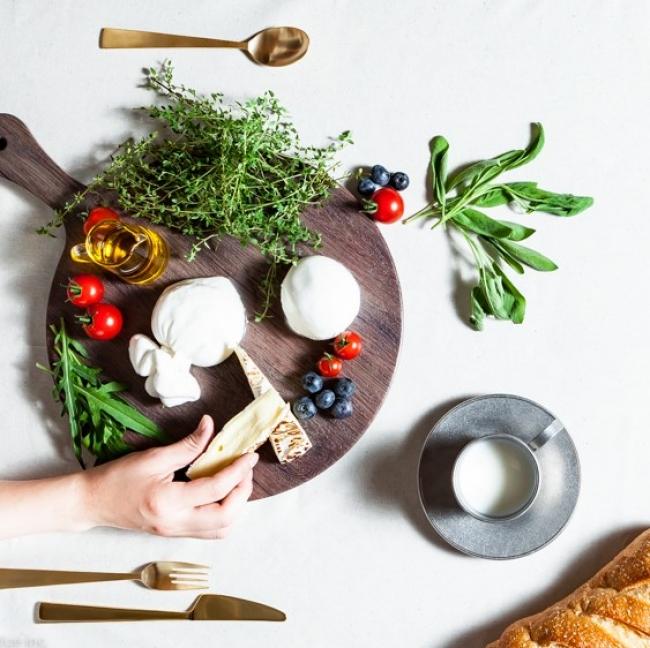 フードメディア(FoodMedia)が提供するチーズを体感してもらう新感覚レストランの画像