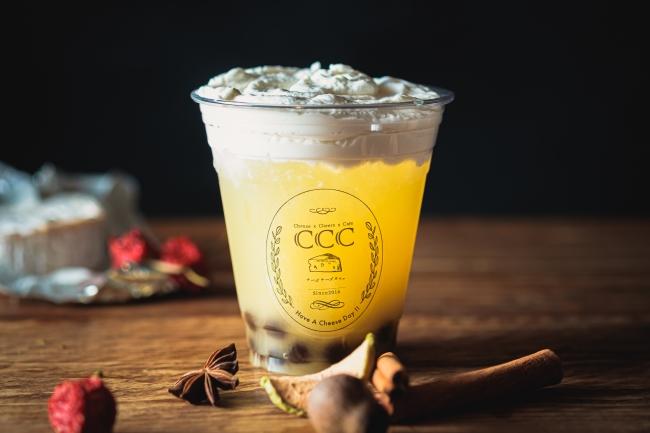 フードメディア(FoodMedia)が提供する黒蜜抹茶ラテの画像