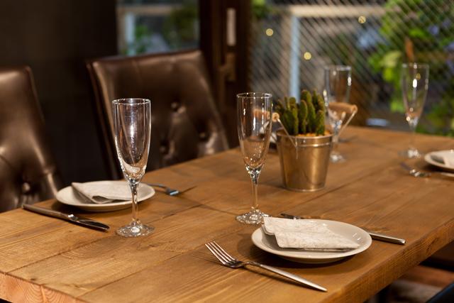 フードメディア(FoodMedia)が提供するテーブルの画像