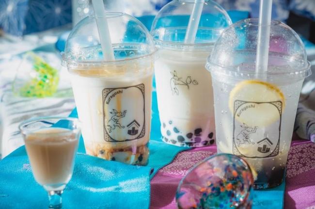 フードメディア(FoodMedia)が提供する甘酒タピオカミルク