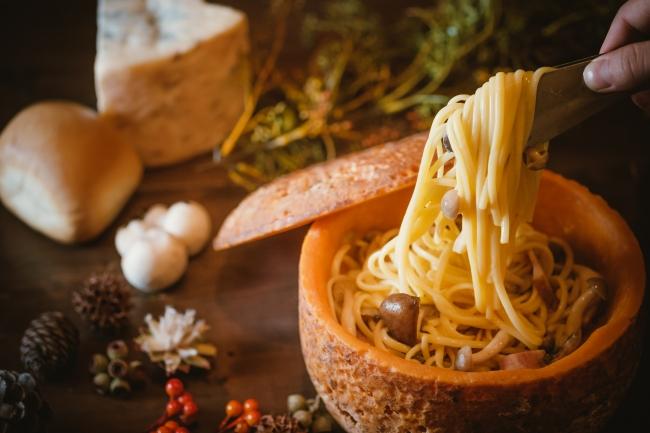 フードメディア(FoodMedia)が提供するチーズカルボナーラ
