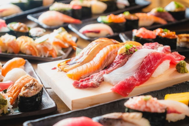 寿司 食べ 放題