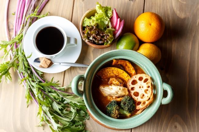 インドネシア風スープカレー