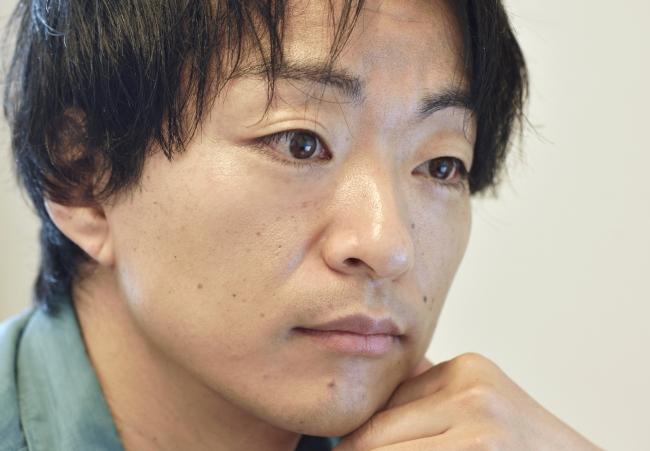 直木賞受賞作家・道尾秀介、「謎」と「世界」を創り上げ、衝撃のアーティスト・デビュー