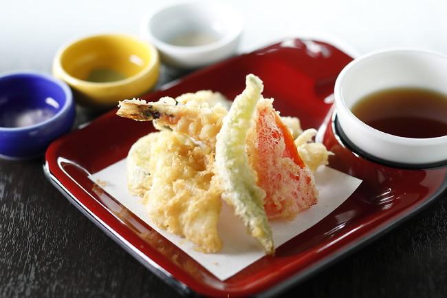 エビベジの健康天ぷら(栃木)
