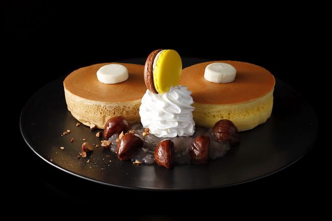 各界著名人も愛好するホテル特製パンケーキ
