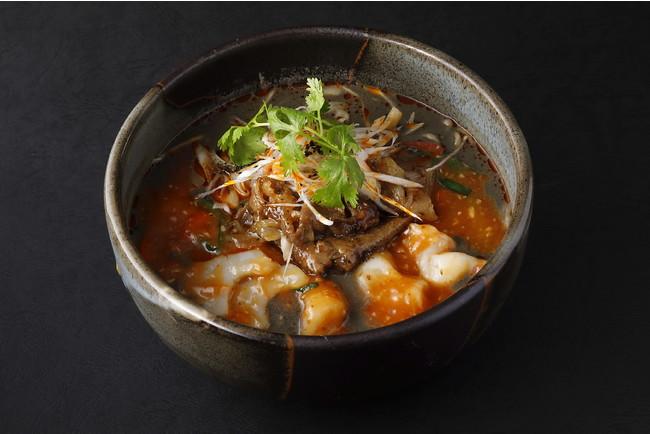 新東京ブラック担々麺 ¥6,000