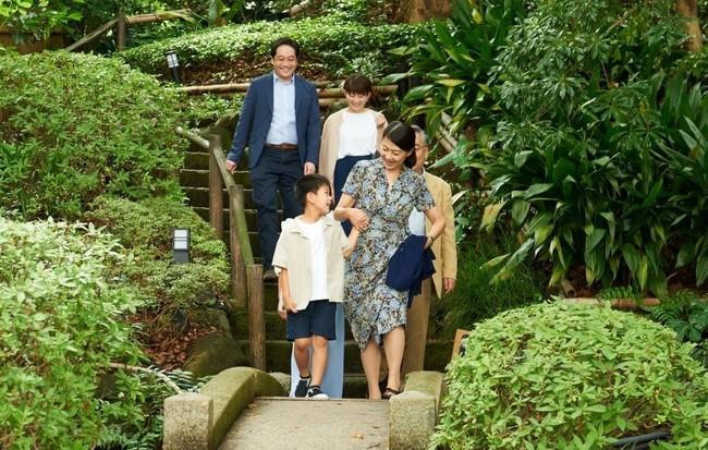 日本庭園での散策も叶う、ホテルニューオータニへ