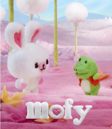 うさぎのモフィ アニメーション nhk eテレで放送再開 株式会社ソニー クリエイティブプロダクツのプレスリリース