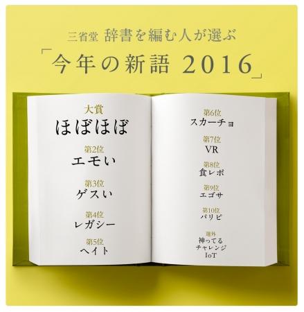 辞書の三省堂、「今年の新語2018」の一般公募を開始! 株式会社 ...