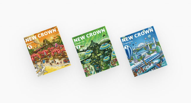 NEW CROWN English Series