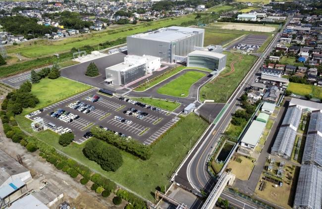 沢井製薬関東工場