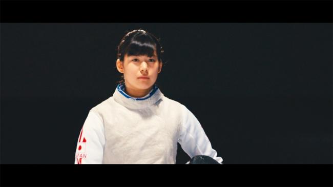 フェンシング 宮脇花綸選手