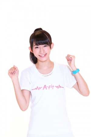 A‐fit GIRL:やっこ © KING RECORD CO.,LTD.