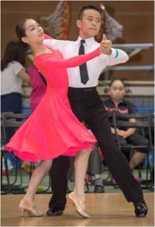 社交 ダンス 日本 代表