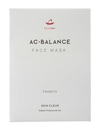 AC・バランスフェイスマスク(1箱7枚入り)
