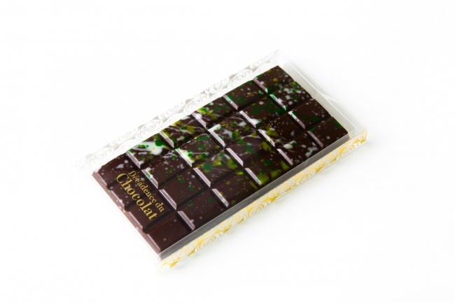 カクテルショコラ モヒート(パッケージサイズ: 約17cm×9cm×1.5cm)