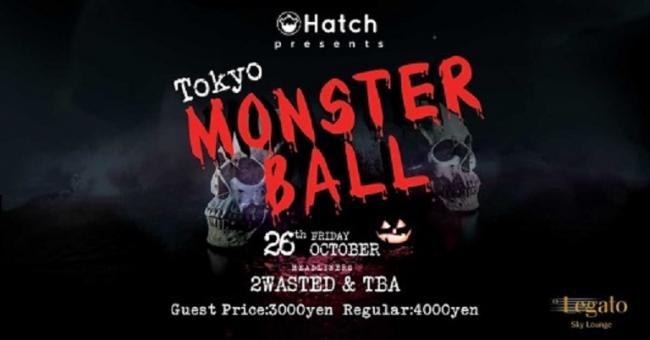"Tokyo MONSTER BALL""Legato Halloween Party"""