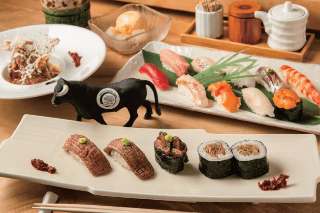 ハラール 寿司コース (Halal Sushi Course)/20,000円(税別