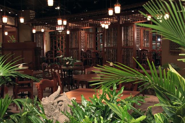 Monsoon Cafe LaLaport TOKYO-BAY