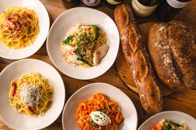 「BARTIZAN Bread & Pasta」(バルティザン ブレッドアンドパスタ)