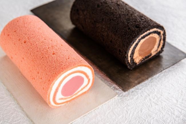【新商品】生チョコレートロールケーキ