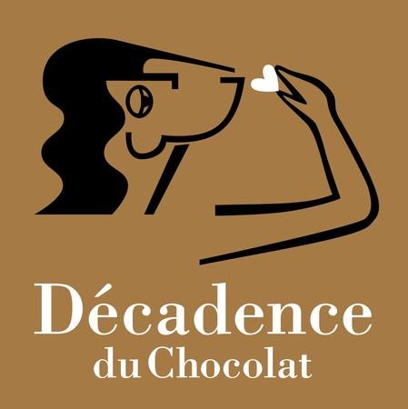 デカダンス ドュ ショコラ ロゴ