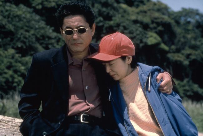 HANA-BI_(c)1997バンダイビジュアル・テレビ東京・TOKYO FM/オフィス北野