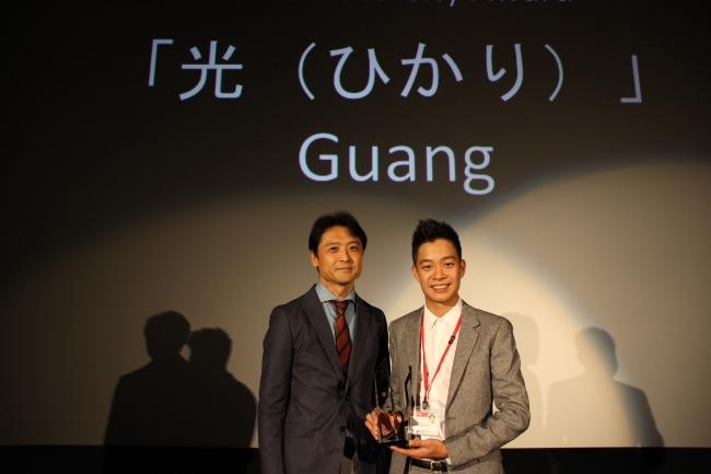 観客賞第二位の熊本市賞受賞の「光(ひかり)」クイック・シオチュアン監督
