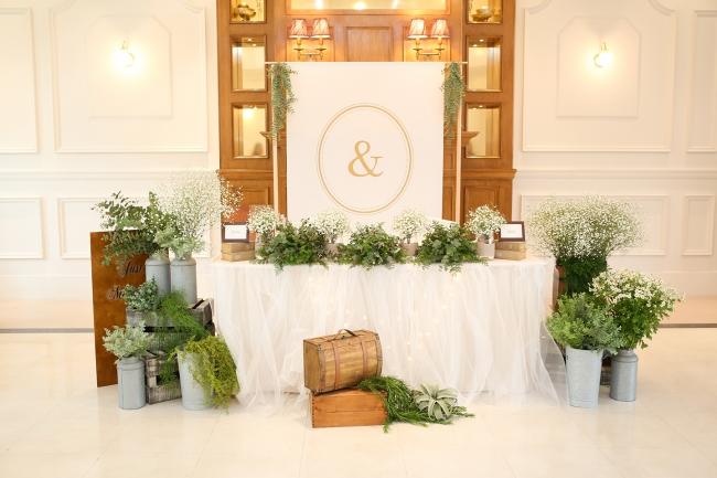 100名のウェディングプランナーと空間コーディネーターがつくる結婚式の装飾プラン And Wedding 5月 1日スタート 花嫁の憧れの世界観がリーズナブルに実現 株式会社メイションのプレスリリース
