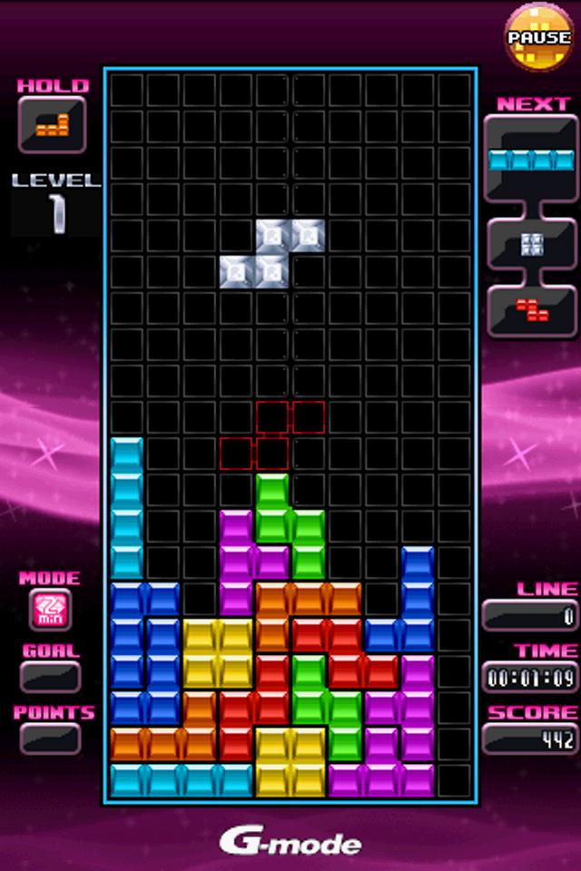 テトリス ゲーム アプリ