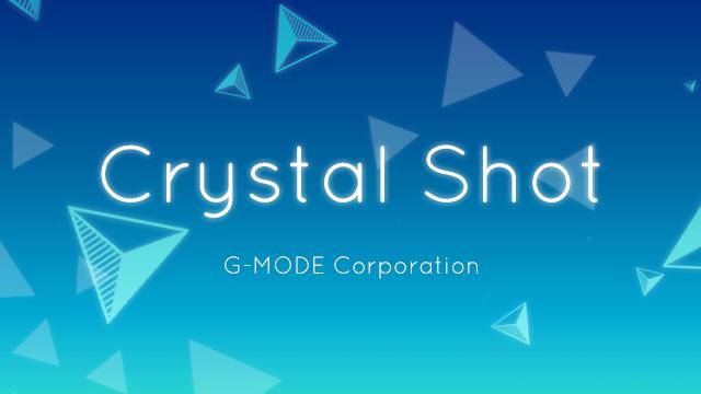 ジー・モード『Crystal Shot』iO...