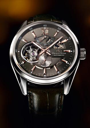 7924e6f2b1 国産本格機械式時計オリエントスターより新作『オリエントスター モダン ...