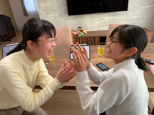 【7年ぶりに全国大会出場を決めた岡山白陵高等学校】