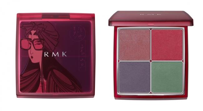 01 品川宿(shinagawashuku) あずき色、冴えた赤、グレイッシュな紫、スモーキーな緑でファッショナブルな表情に。