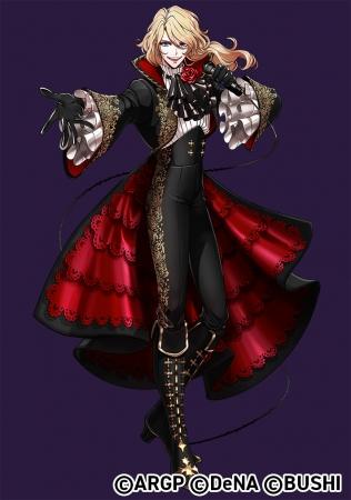 アプリゲーム「アルゴナビス from BanG Dream! AAside(ダブルエーサイド)」よりヴィジュアル系バンド「Fantôme Iris」の全キャストを公開!