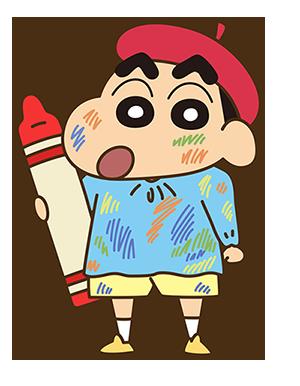 イラスト クレヨンしんちゃん