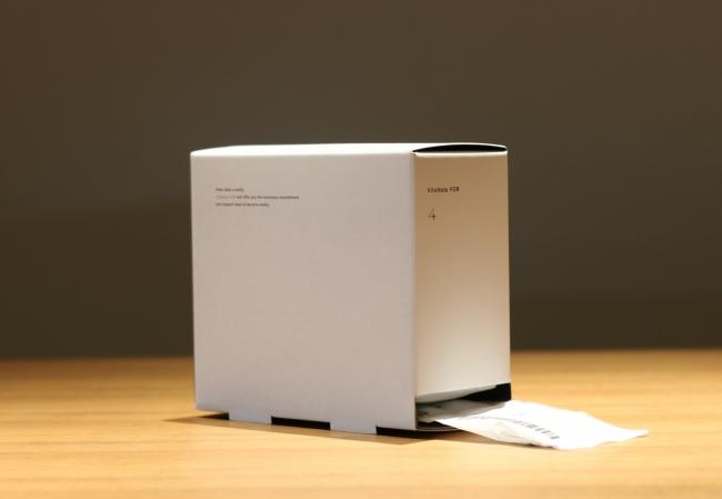 デザインを重視した収納BOX