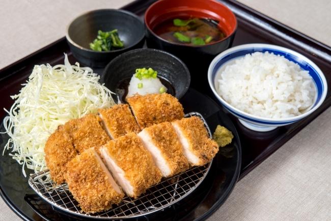 【新メニュ】『鶏カツ膳』