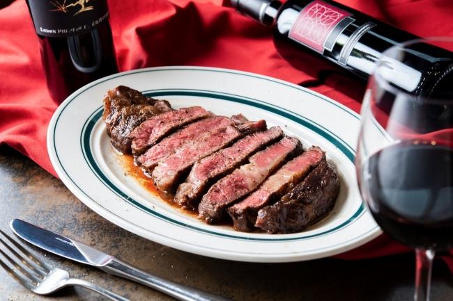 本格ステーキをリーズナブルにご提供。