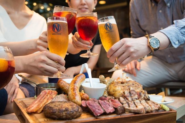 【アルコール飲み放題】生ビール、ワイン、カクテル…etc
