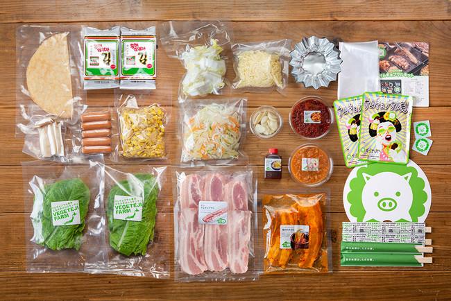 買い足し不要で袋を開けて焼くだけの便利さが大好評!