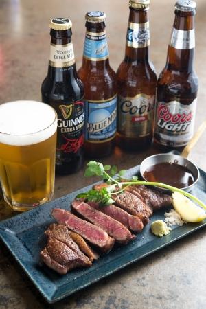 『旨い肉と、美味いお酒』のマリアージュをカジュアルに楽しんで。