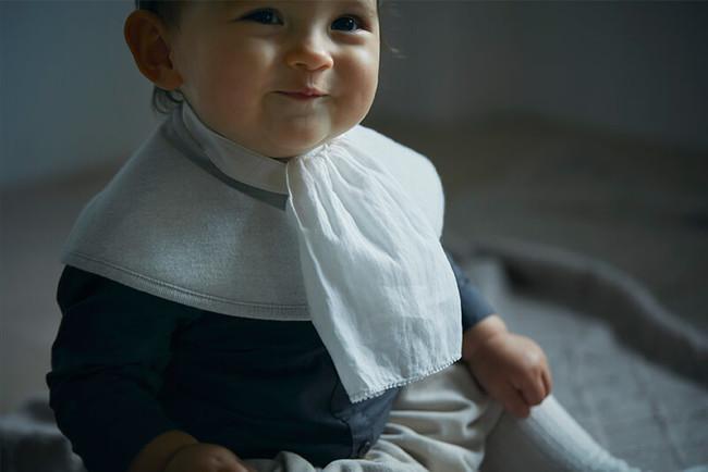 スタイ「bib veil(ビブ ヴェール)1 white