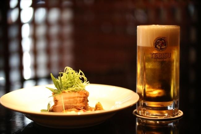 やまびこ 「豚のビール煮」