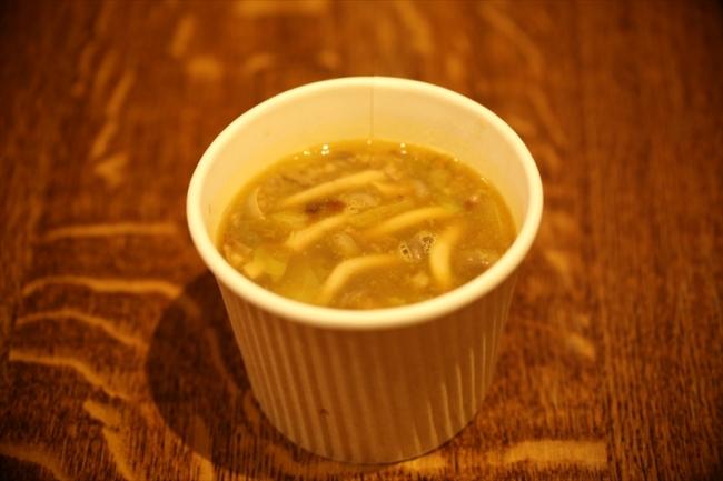 山本のハンバーグのカレースープ